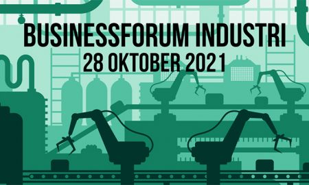 Bild med information om BusinessForum Industri
