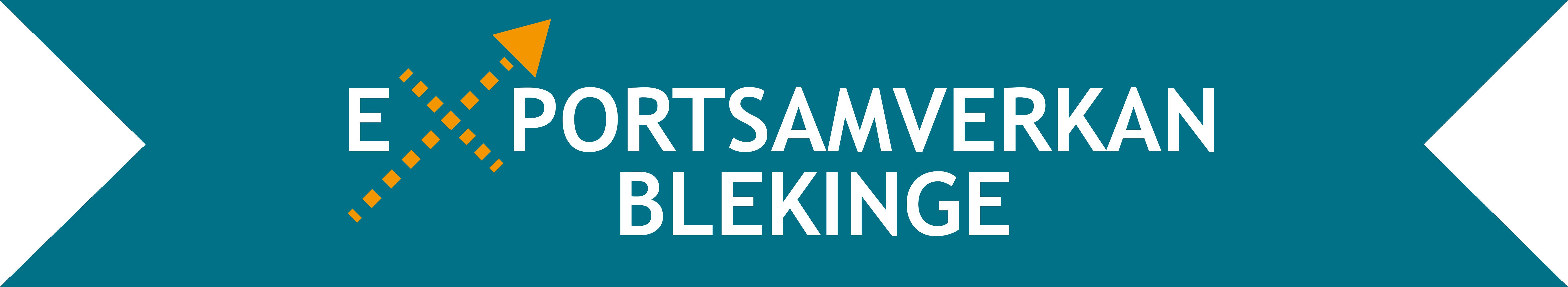 Exportsamverkan Blekinge logotyp