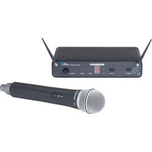 Micrófono Inalámbrico Samson Concert Cr88