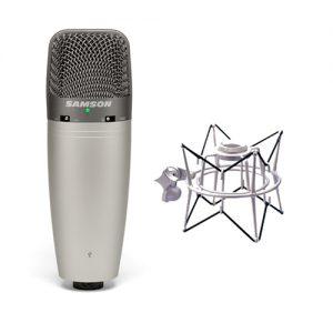 Microfono Samson C03upk + Soporte