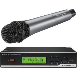 Sistema Micrófono Inalambrico Sennheiser XSW-35