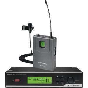 Sistema Microfono Inalambrico Sennheiser XSW-12