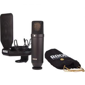 Micrófono Rode Nt1 Kit Condenser Estudio