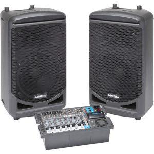 Sistema Portable Samson XP1000B