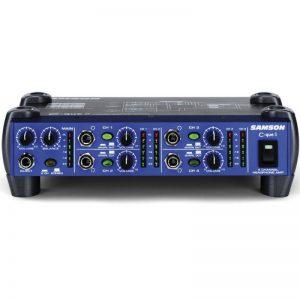 Amplificador de Auriculares Samson CQ8