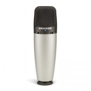 Microfono Samson C03 Condenser P/ Estudio Omnidireccional