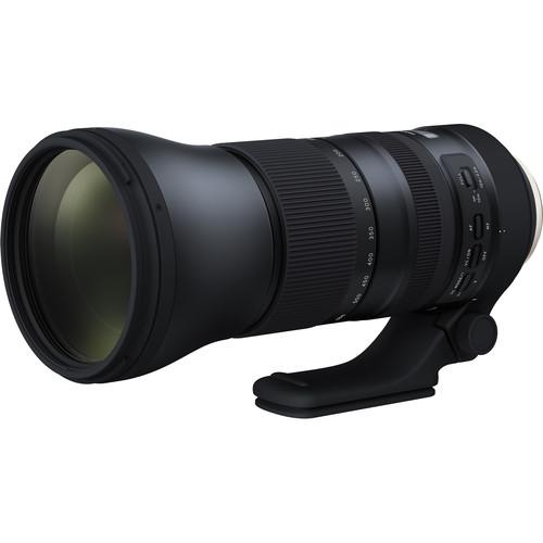 Lente Tamron 150-600mm f:5-6,3 Di VC USD G2 Estabilizado – Nikon