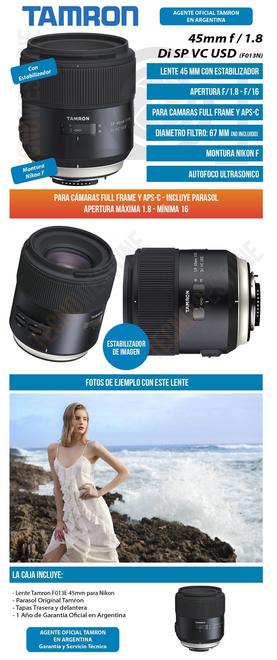 F013N-45mm-Nikon