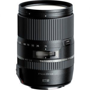 Lente Tamron 16-300 mm f / 3.5-6.3 Di II VC PZD Macro Canon