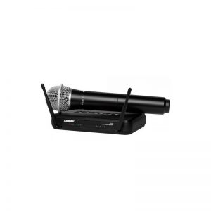 Sistema Microfono Inalambrico De Mano Shure Svx24/pg28-p12