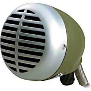 Microfono para Armonica Shure 520DX