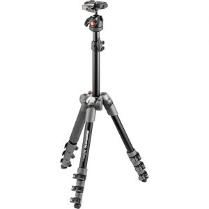 Tripode Manfrotto MKBFR1A4D-BH Befree Gris