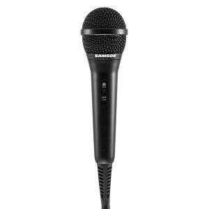 Microfono Dinamico Cardioide Con Switch Samson Versatil-R10S