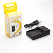 Cargador USB para Canon LP-E6 Eos 5d Mark Ii Iii 6d 70d 7d