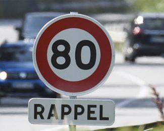 Radars + nouvelles limitations de vitesse = ras-le-bol général !
