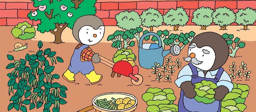 Quelles activités pouvez-vous faire au jardin avec de jeunes enfants ?