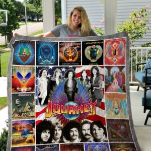 Journey Albums Cover Poster Quilt ver 1