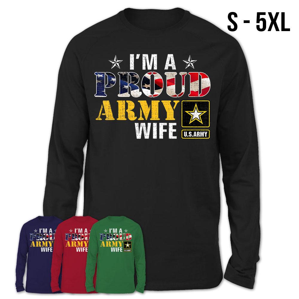 Military Shirt US flag Shirt Love soldier Patriot Gift Military flag Army t shirt Wife Gift Christmas Gift Terry Raglan Raw Edge sweater