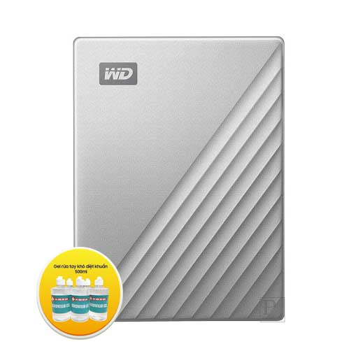 ổ cứng HDD WD My Passport Ultra 4TB 2.5