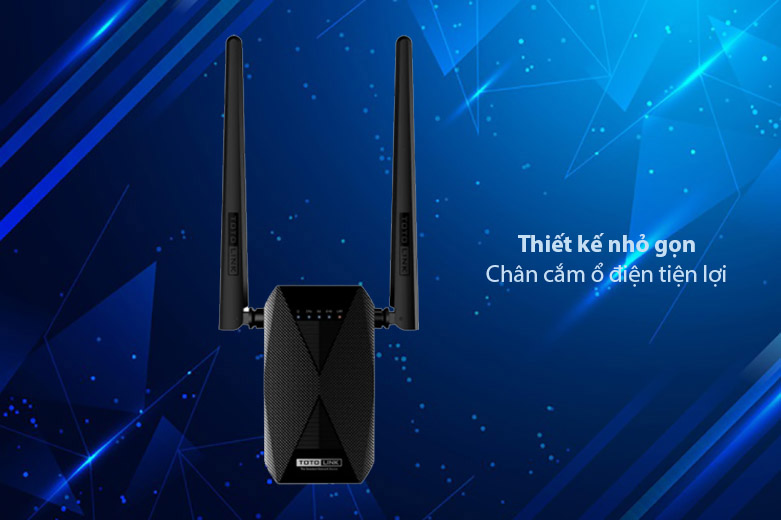 Router Totolink EX1200T | Thiết kế nhỏ gọn