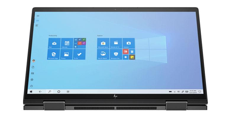 Laptop HP Envy X360 13-ay0067AU (171N1PA) | Thiết kế nhỏ gọn di động
