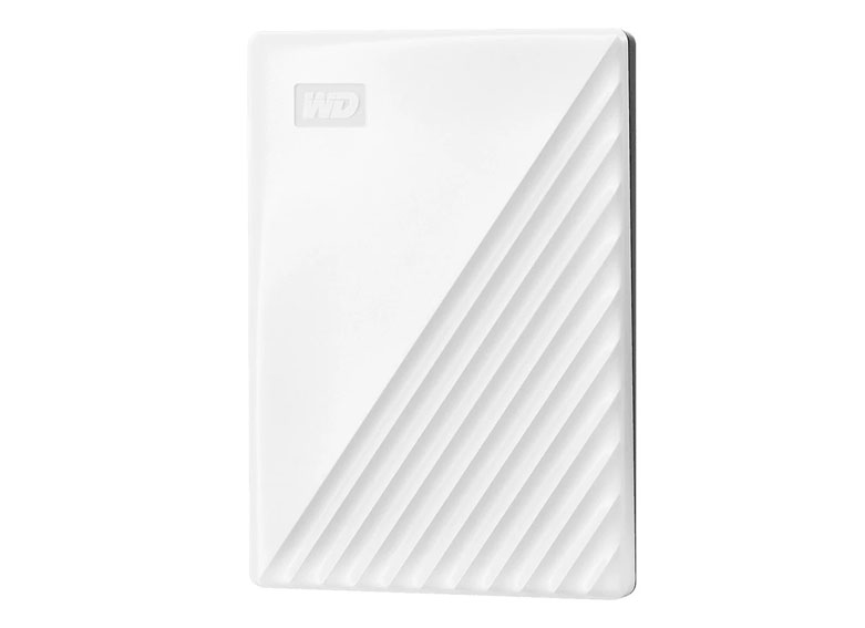 """Ổ cứng HDD WD My Passport 1TB 2.5"""", 3.2 (WDBYVG0010BWT-WESN) (Trắng) 