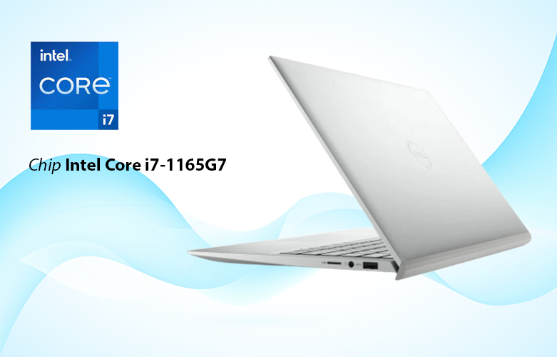 Laptop Dell Inspiron 13 5301 (5301-70232601) | Chip Intel Core i7-1165G7