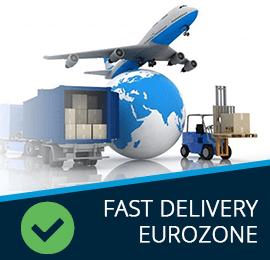 Fast delivery eurozone