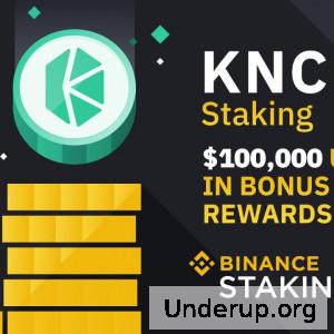 바이낸스, KNC 스테이킹 지원  KNC 홀더를 위한 편리한 스테이킹 옵션이 추가되었습니다! 바이낸스에서 KNC 스테이킹 지원을 시작하며, 💰$100,000 보너스 캠페인을 엽니다! 바이낸스가 카이버다오에서 사용자를 대신해 KNC를 스테이킹하고, 월 단위로 리워드를 분배합니다.  시작일: 7월 15일 00:00 UTC 자세히 읽기: https://t.co/LlWiOLVr33  🚀 KNC 홀더의 다양한 니즈를 충족하기 위한 더 많은 스테이킹 옵션(수탁, 비수탁형 모두)을 준비중입니다. 계속 지켜봐주세요  디스코드 가입하기: https://discord.gg/NfFMVz6  BRR-1 제안서: https://blog.kyber.network/vote-on-the-first-kyberdao-proposal-brr-1-eca92047f0a5