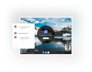 ShareScreen for accountants