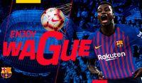 «Барселона» подписала 19-летнего сенегальца