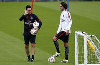 Рабьо может воссоединиться с Эмери в «Арсенале»