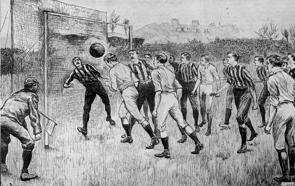 Картинки история футбола в англии