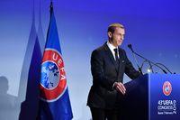 Чеферин переизбран президентом УЕФА!