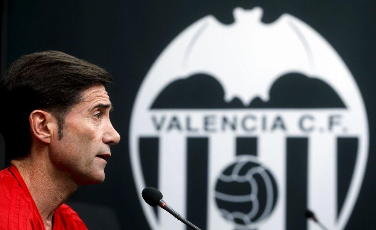 Марселино покинул Валенсию