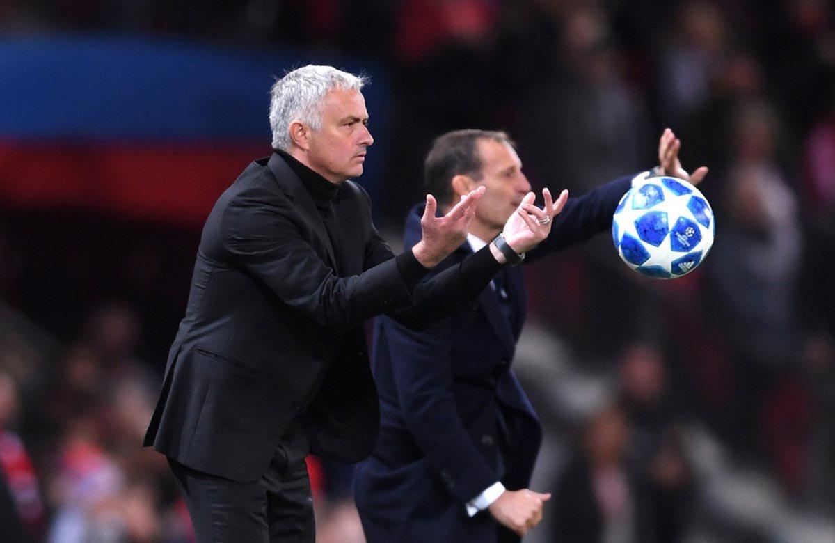 Моуринью считает, что чемпионат выиграет Манчестер Сити
