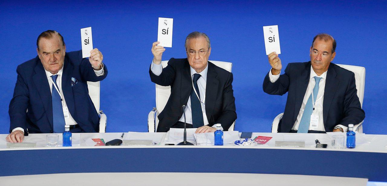 Голосование Ассамблеи Реала