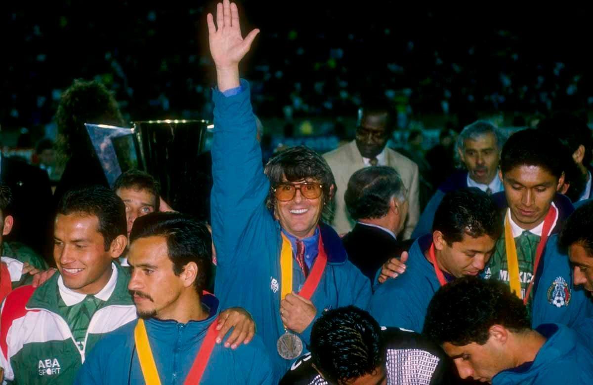 Милутинович был успешен в Мексике