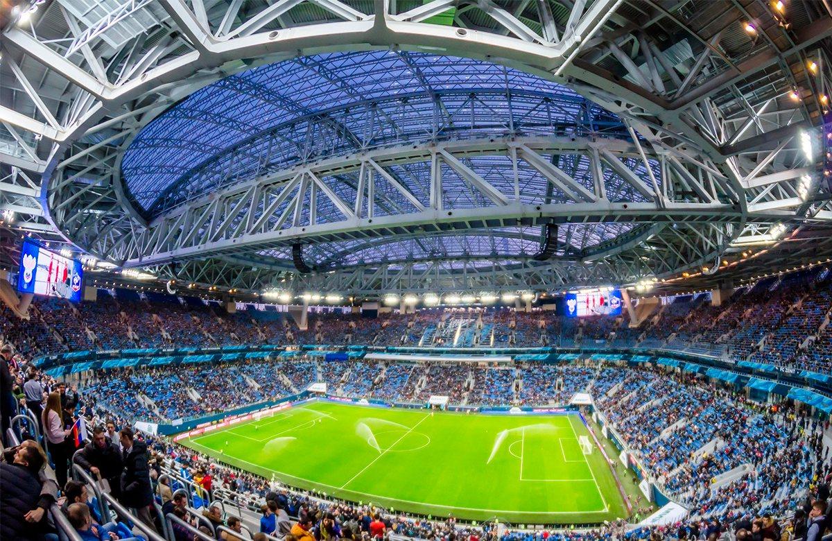 Финала Лиги чемпионов-2021 в Санкт-Петербурге не будет