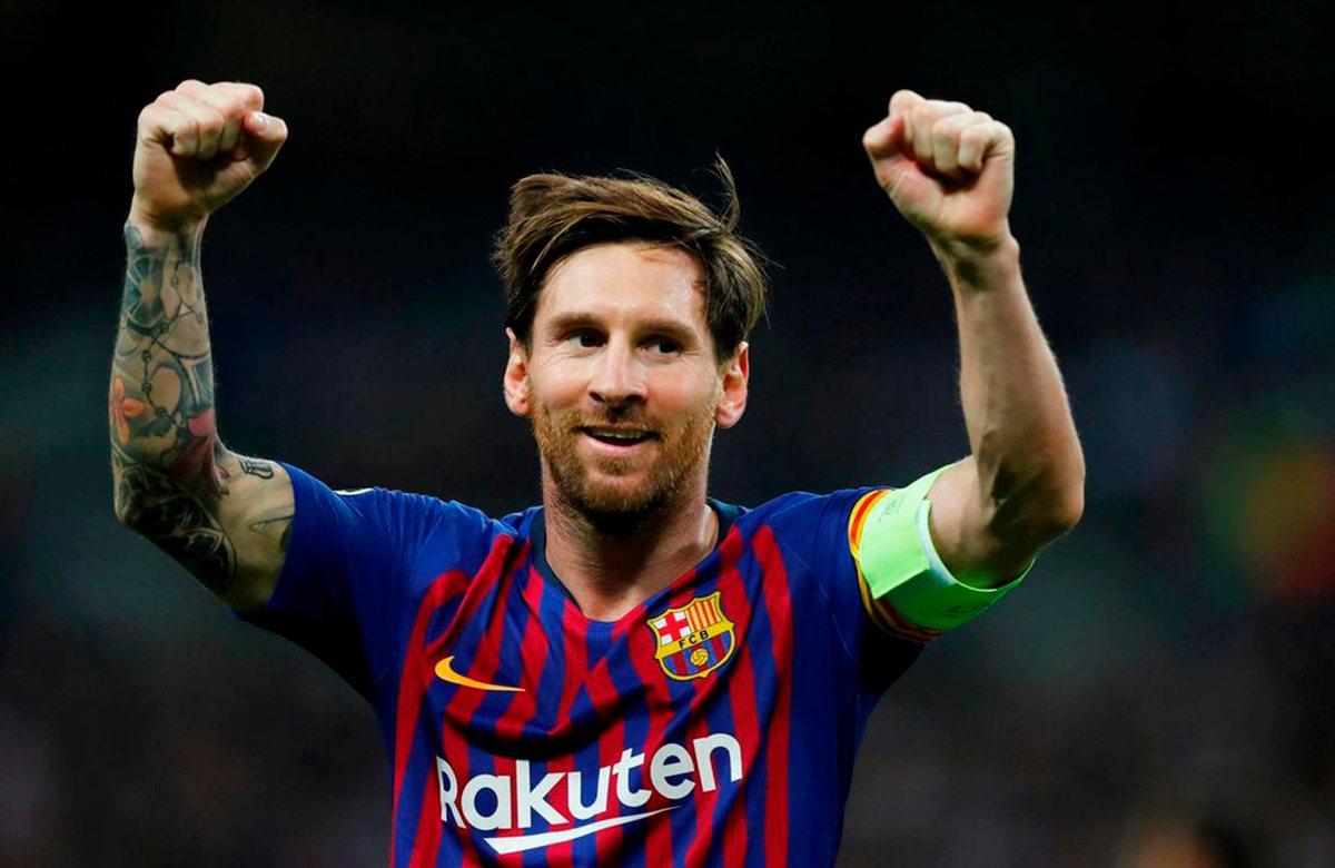 Месси забил 36 голов в чемпионате Испании