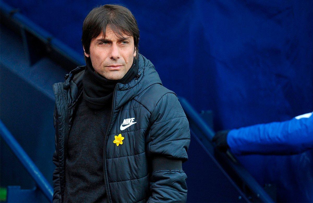Конте - новый главный тренер Интера