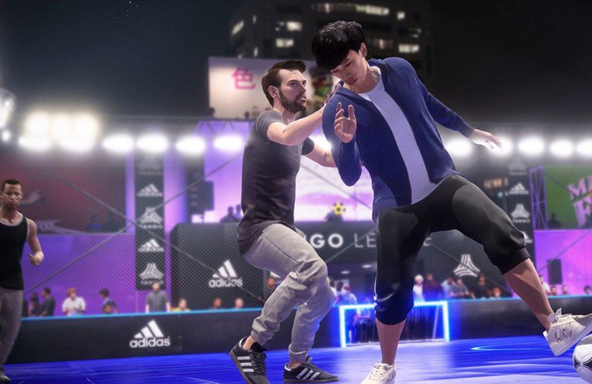 В FIFA 20 будет режим уличного футбола