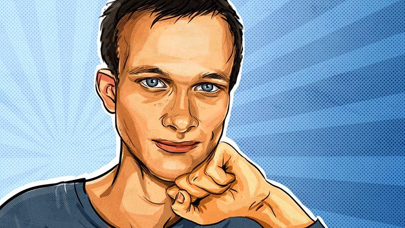 Создатель Ethereum Виталик Бутерин