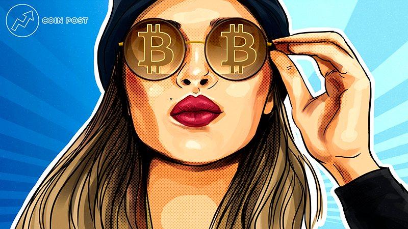 Женщины в блокчейне