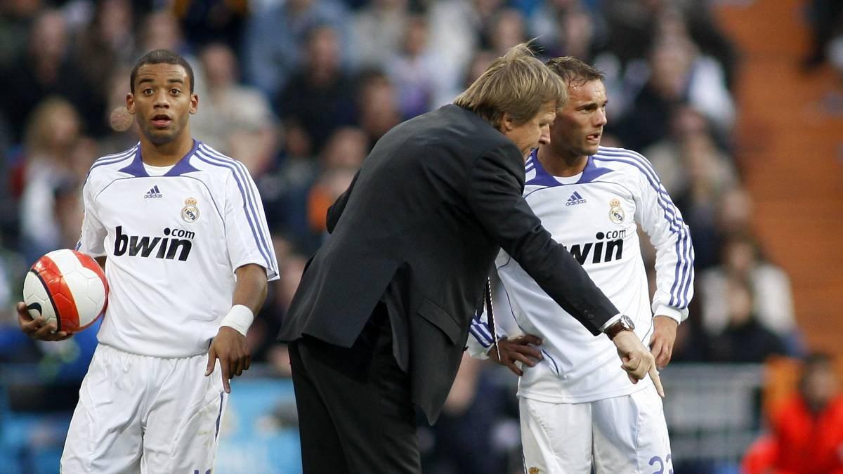 В 2008 году с Реалом работал Бернд Шустер