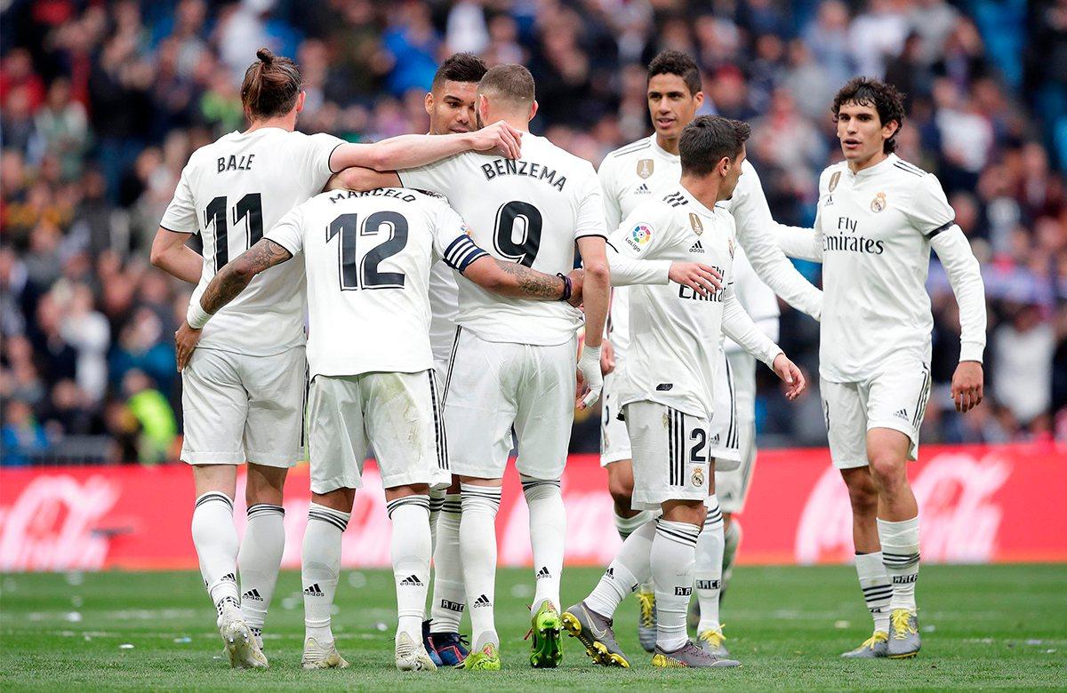 Бренд Реала наиболее ценный среди футбольных клубов