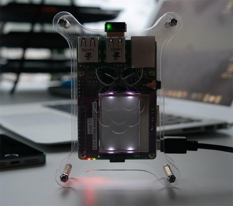 Внешний вид аппаратного кошелька из серии Pi Wallet
