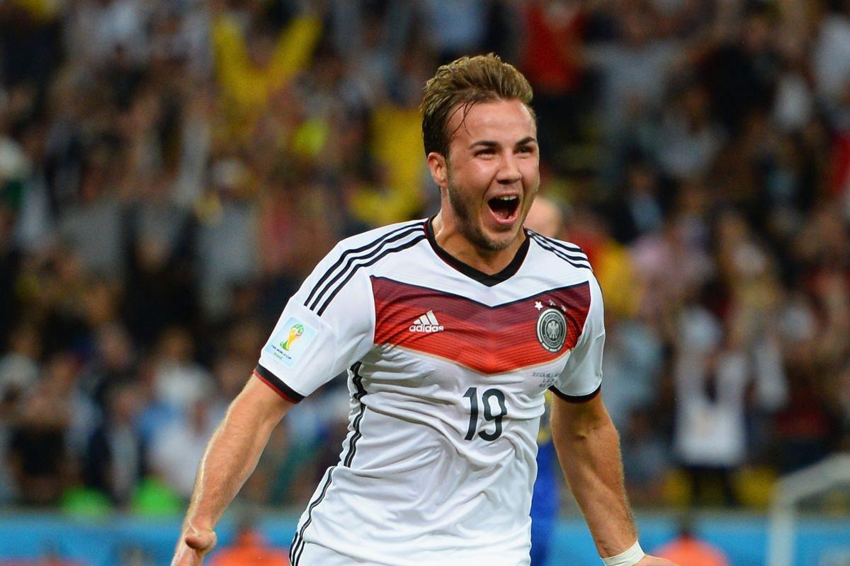 Гетце принес Германии трофей ЧМ