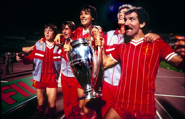 Ливерпуль - победитель Кубка чемпионов-1983/84