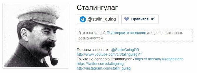 статистика канала телеграм